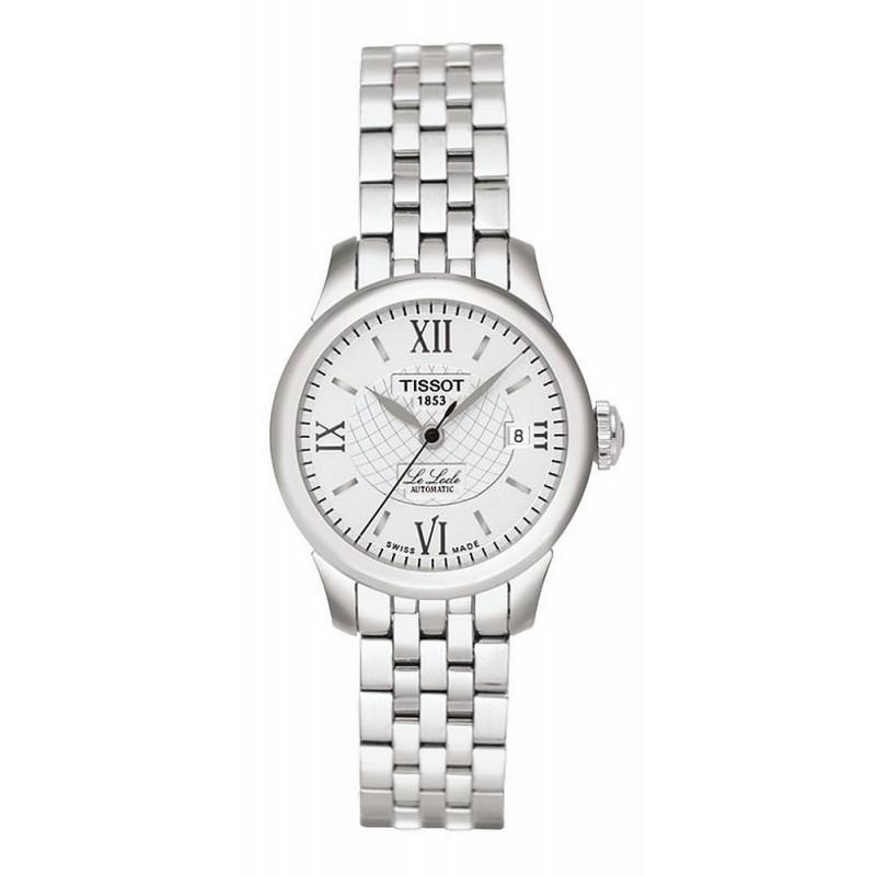 6532f0b8434 Reloj Tissot Mujer T-Classic Le Locle Automatic T41118333 - Crivelli ...