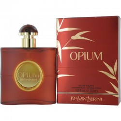 Perfume Mujer Yves Saint Laurent Opium Eau de Toilette EDT 50 ml
