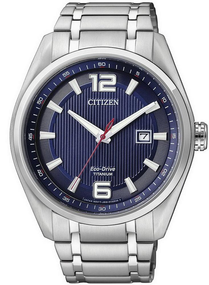 Reloj Citizen AW1240-57M Super Titanium Hombre